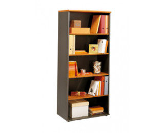 biblioth que jazz largeur 80 cm. Black Bedroom Furniture Sets. Home Design Ideas