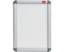 Porte affiches mural clipsable - NOBO - A4