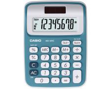 Calculatrice de bureau MS6VC - CASIO - Bleu