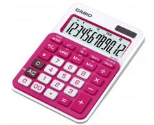 Casio MS 20 NC rouge - Calculatrice de Bureau