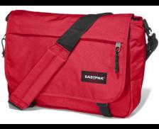 Besace EASTPAK Delegate - 1 compartiment - Rouge