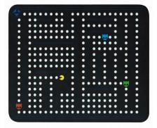 Tapis de souris - TOP OFFICE - Pacman
