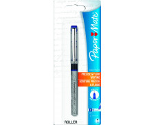 Stylo Roller InkPoint - PAPERMATE - Bleu