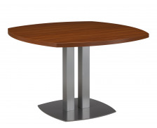 SANTOS Table ronde palissandre