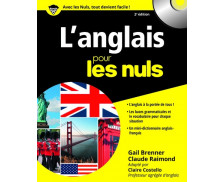 L'anglais pour les nuls + CD - EDITIONS FIRST