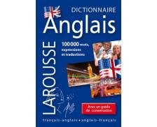 Mini dictionnaire Larousse Anglais - HACHETTE