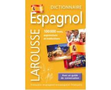 Mini dictionnaire Larousse Espagnol - HACHETTE