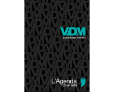 Agenda scolaire VDM - INTERFORUM - 12 x 17 cm