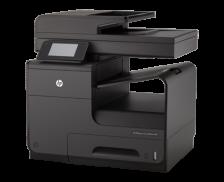 Imprimante multifonction OfficeJet Pro X476DW - HP - Jet d'encre 4 en 1