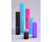 Boite plastique tube - REALLY USEFUL - 0,45L - Assortiment