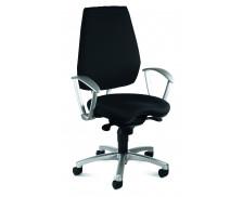 Chaise de bureau Alustar - Noir