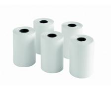 Lot de 5 bobines thermiques 1 pli - TOP OFFICE -  57x46x12x24 - SBA