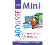 Mini Larousse illustré 2015 - HACHETTE