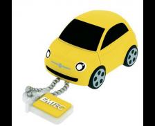 Clé usb Fiat 500 - 8 Go - EMTEC - USB 2.0
