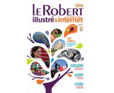 Dictionnaire illustré - LE ROBERT - 2016