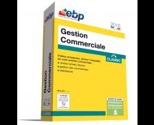 Logiciel EBP 2016 - Gestion commerciale Classic