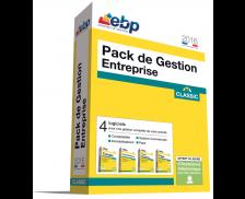 Logiciel EBP 2016 - Pack de Gestion Entreprise Classic