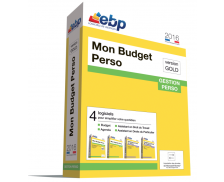 Logiciel EBP 2016 - Mon Budget Perso GOLD