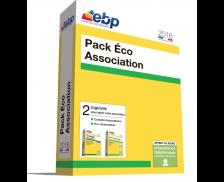 Logiciel EBP 2016 - Pack Eco Association