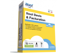 Logiciel EBP ITOOL 2016 - Devis & Facturation en Ligne