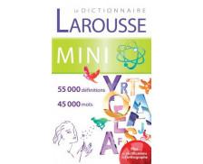 Mini dictionnaire français - HACHETTE