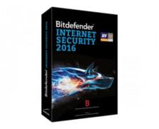 Logiciel Internet Security 2016 - BITDEFENDER - 3 postes - 1 an