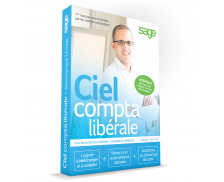 Logiciel CIEL - Compta libérale - Abonnement 12 mois