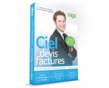 Logiciel CIEL - Devis Factures - Abonnement 12 mois