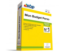 Logiciel Budget Perso - EBP - 2017