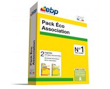 Logiciel  Pack Eco Association - EBP - 2017
