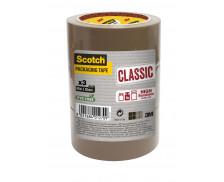 Lot de 3 rouleaux de ruban adhésif - SCOTCH - 55 mm x 66 m