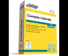 Logiciel EBP 2016 - Compta Libérale Classic OL