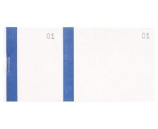 Carnets de tickets - EXACOMPTA - Bloc vendeur bande bleue - 96302E