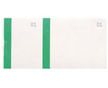 Carnet de tickets - EXACOMPTA - Bloc vendeur bande verte - 96305E