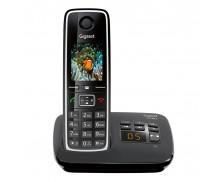 Téléphone sans fil Gigaset C530A - Noir