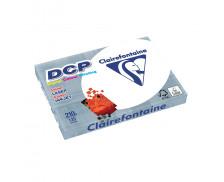 Ramette de papier 125 feuilles A4 DCP - CLAIREFONTAINE - 210 g - Blanc