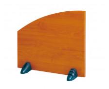 Ecran de séparation JAZZ, largeur : 60 cm