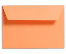 20 Enveloppes 114x162 POLLEN - clémentine 120g bande siliconée