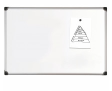 Tableau magnétique laqué - BI OFFICE - 100x150cm
