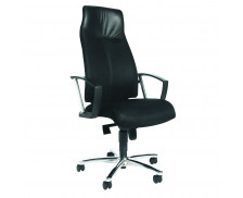 Fauteuil de bureau HIGH SIT UP - TOPSTAR - Noir