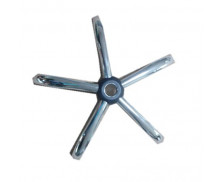 Etoile métal pour fauteuil brio tylo - 32 cm