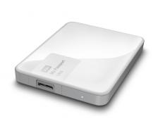 "Disque dur 2,5"" My Passeport Ultra - WESTERN DIGITAL - 500 Go - USB 3 - Blanc"