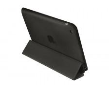 Cover en cuir pour Ipad Mini - APPLE - Noir