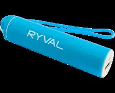 Batterie nomade Power Bank 2500 mAh - RYVAL - Bleu