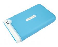 """Disque dur antichoc 2,5"""" - TRANSCEND - 1To - USB 3.0"""
