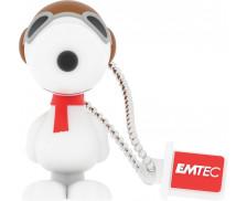 Clé USB - 8Go - EMTEC - Snoopy Pilote