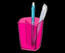Pot à crayon Happy - CEP - Rose indien