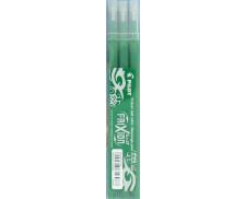 Etui 3 recharges pour stylo Frixion - PILOT - Vert