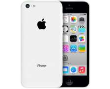 iPhone 5c - APPLE - 16 Go - Blanc - Reconditionné - Grade A éco+
