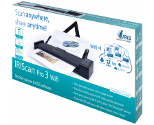 Scanner portable - IRISCAN -  Pro 3 wifi